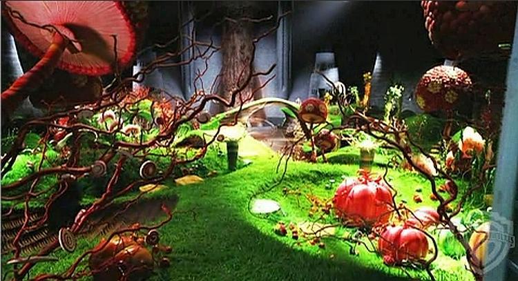 Wonka Chocolate Factory