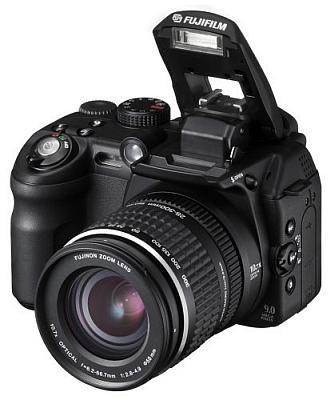 Fuji S9000 camera